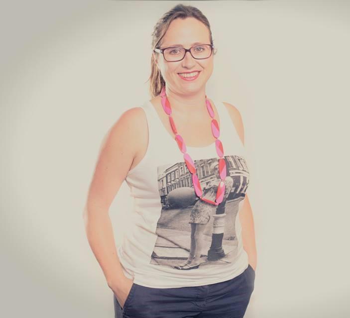 Victoria Martinez, fundadora de Traducciones VM